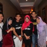with Dapunta & Nyimas